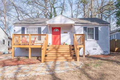 Westview Single Family Home For Sale: 1685 N Olympian Way