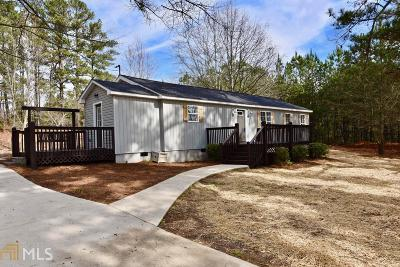 Haralson County Single Family Home Under Contract: 8132 Us Highway 78
