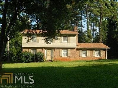 Marietta Single Family Home Under Contract: 1758 Kimberly Dr