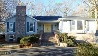 Roswell Rental For Rent: 820 Oakhaven Dr