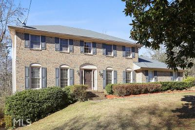 Roswell Single Family Home For Sale: 260 Meadowood Dr