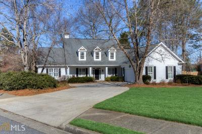 Cumming, Gainesville, Buford Single Family Home For Sale: 6910 Lancaster Cir