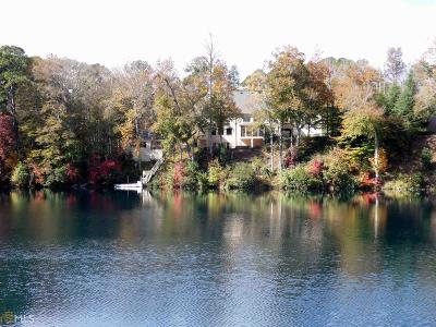 Roswell, Sandy Springs Single Family Home For Sale: 5505 NW Long Island Dr