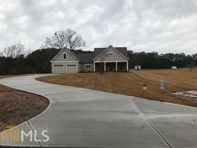 Newnan Single Family Home Under Contract: 2303 Corinth Rd