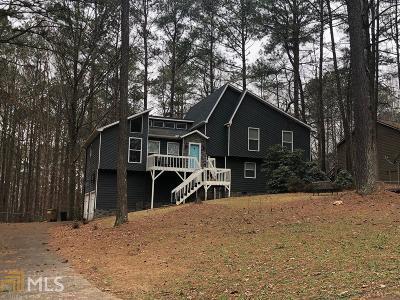 Woodstock Single Family Home For Sale: 756 Cedar Creek Way