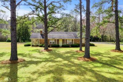 Statesboro Single Family Home For Sale: 308 Langston Chapel Rd