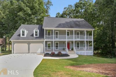 Acworth Single Family Home For Sale: 5836 Brookstone Overlook