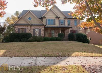 Braselton Single Family Home For Sale: 1011 Liberty Park