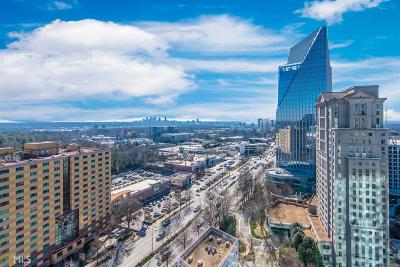 Realm Condo/Townhouse Under Contract: 3324 Peachtree Rd #2004