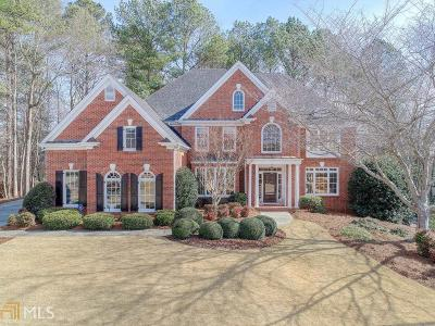 Marietta, Roswell Single Family Home For Sale: 4777 Old Timber Ridge Rd