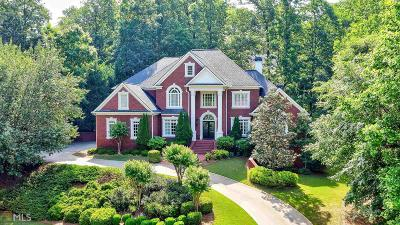Suwanee, Duluth, Johns Creek Single Family Home For Sale: 9325 Old Southwick Pass