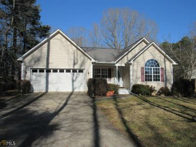Griffin Single Family Home Under Contract: 2701 High Falls Rd
