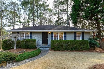 Decatur Single Family Home Under Contract: 1129 Willivee Dr