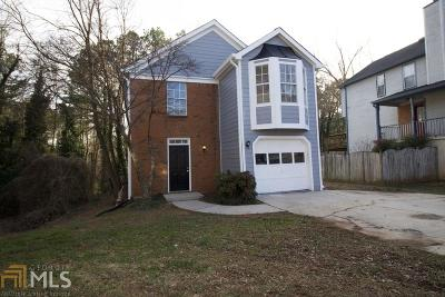 Stone Mountain Single Family Home Under Contract: 4997 Saxony Ct