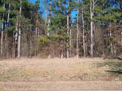 Winder Residential Lots & Land For Sale: Carl Bramlett Rd