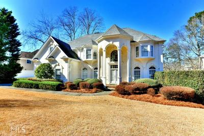 Johns Creek Single Family Home For Sale: 10570 Sugar Crest Ave