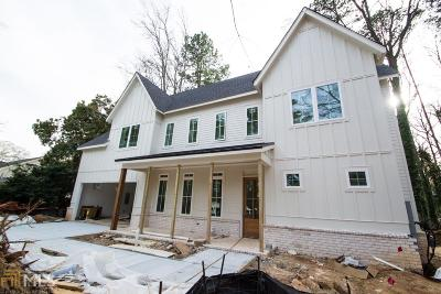 Single Family Home For Sale: 1549 Tryon Rd