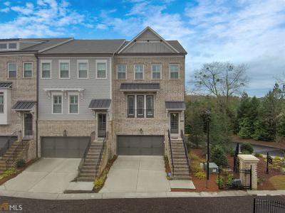 Condo/Townhouse For Sale: 3608 Parkhaven Pl
