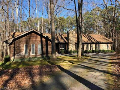 Monroe, Social Circle, Loganville Single Family Home For Sale: 2270 H D Atha Rd