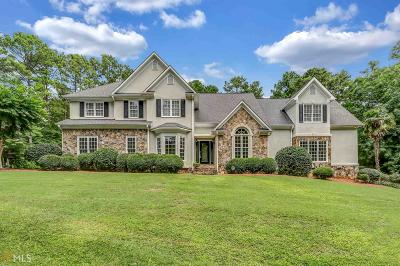 Coweta County Single Family Home For Sale: 50 Longwood Ln #3.53+/-a