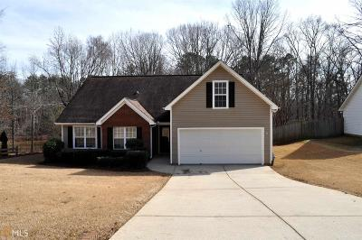 Flowery Branch Single Family Home Under Contract: 6220 Mt Salem Cir