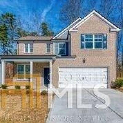 Lithonia Single Family Home Under Contract: 6240 Noreen Way