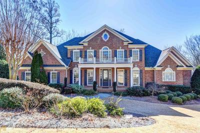 Suwanee Single Family Home For Sale: 10010 Halstead