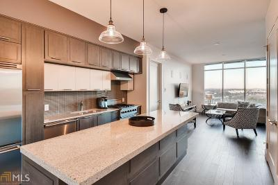 The Brookwood Condo/Townhouse For Sale: 1820 Peachtree #1506