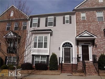 Suwanee Condo/Townhouse Under Contract: 1259 Park Pass Way