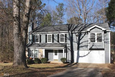 Alpharetta Single Family Home For Sale: 44 Birch Rill Dr