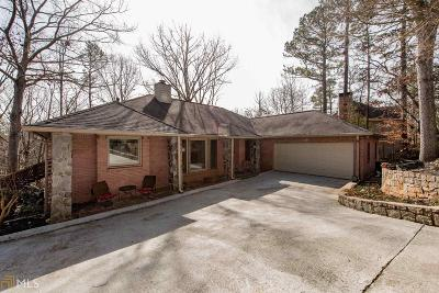 Alpharetta Single Family Home For Sale: 290 N Peak Dr