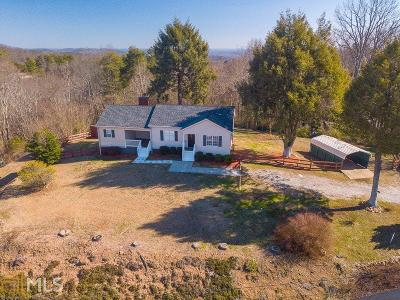 Habersham County Single Family Home Under Contract: 176 Owen Andrews Ln