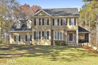 Fayetteville Single Family Home Under Contract: 130 Edinburgh Ct