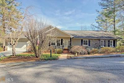 Rabun County Single Family Home Under Contract: 70 Downing St