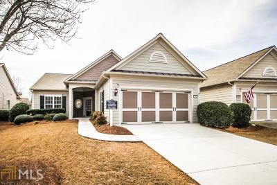 Hoschton Single Family Home For Sale: 5912 Chimney Rock