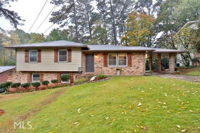 Chamblee Single Family Home Under Contract: 2740 Frontier Trl