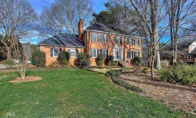 Lilburn Single Family Home Under Contract: 428 William Ivey