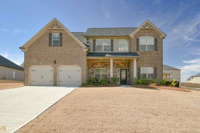 Dacula Single Family Home For Sale: 3482 Parkside View Blvd