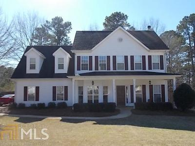 Senoia Single Family Home For Sale: 545 Willow Dell Dr
