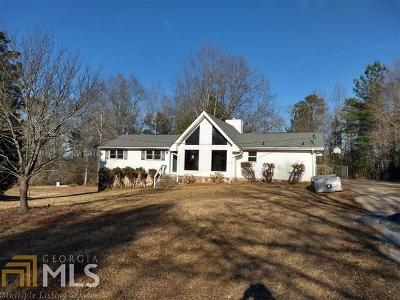 Lawrenceville Single Family Home Under Contract: 218 Patterson Rd