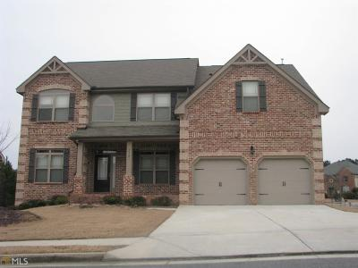 Dacula Single Family Home For Sale: 2721 Summit Valley Dr #175