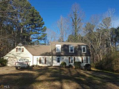 Conyers Single Family Home For Sale: 5230 Wendwood Rd