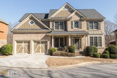 Dacula Single Family Home For Sale: 2063 Hamilton Mill Pkwy