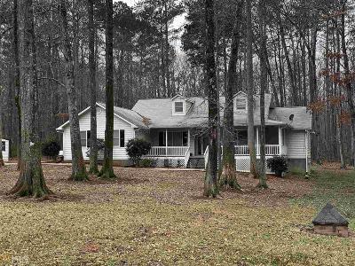 Stockbridge Single Family Home Under Contract: 3578 SW Limberlost Trl