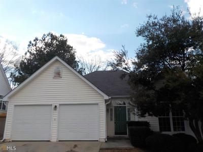 Fayetteville Single Family Home Back On Market: 11982 Harbour Town Pkwy