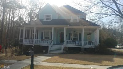 Grayson Single Family Home Under Contract: 556 John Jacobs Trl