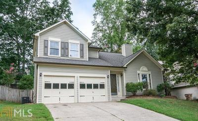 Kennesaw Single Family Home Under Contract: 1170 Rockmart Cir