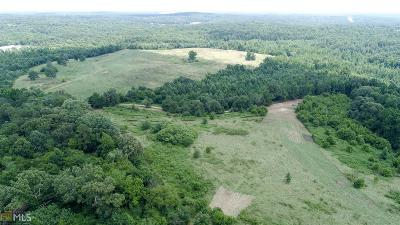 Banks County Farm Under Contract: Shady Grove Rd #Tract 1
