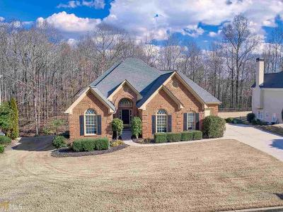 Suwanee Single Family Home For Sale: 6125 Masters Club