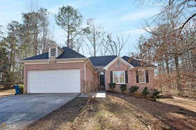 Conyers Single Family Home For Sale: 3041 Water Brook Dr
